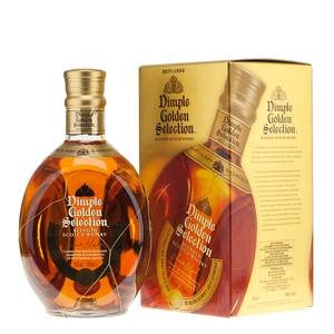 Dimple Blended Scotch Whisky Gold Selection 40% Vol 70Cl