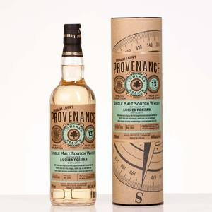 Auchentoshan 13 Year Old, Provenance