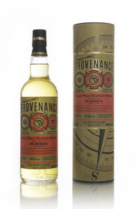 Balmenach 10 Year Old, Provenance Single Malt Scotch Whisky