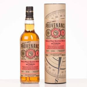 Miltonduff 9 Year Old, Provenance