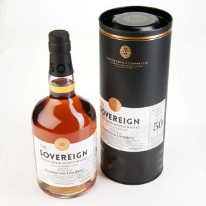 The Sovereign Dumbarton 50 Year Old (70cl, 49.1%vol)