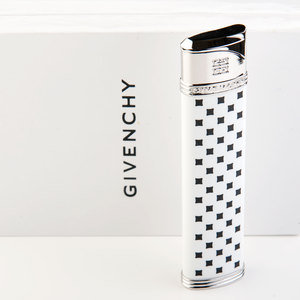 Givenchy White & Black Squares Lighter (G28-2808)