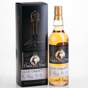 Dancing Stag Glen Grant 1992, 20 Year Old Single Malt Scotch Whisky (70cl, 46%)