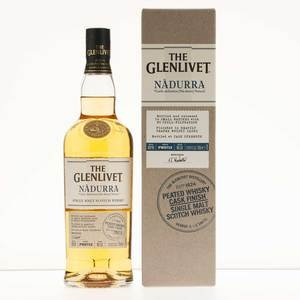 Glenlivet Nadurra Peated Whisky Cask Finish 70cl, 61.5% Vol