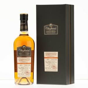 Chieftain's Glenrothes 19 Year Old Whisky 70cl, 50% Vol