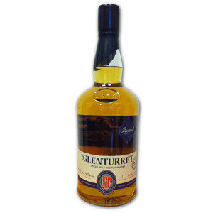 Glenturret Single Malt Scotch Whisky Peated 43% Vol 70Cl
