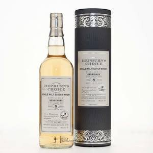 Hepburn's Choice Benrinnes 2007 8 Years Old Provenance  (70cl, 46%vol)