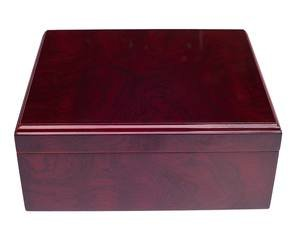 Cherrywood Gloss Finish 50 Cigar Capacity Humidor (FW-136)