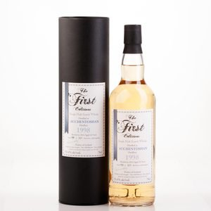 Auchentoshan 1998 The First Editions Single Cask