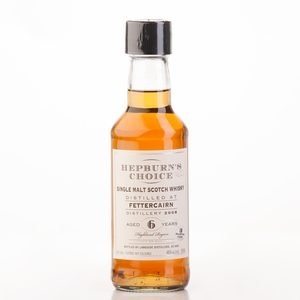 Fettercairn 6 Year Old Single Cask Whisky (20cl)