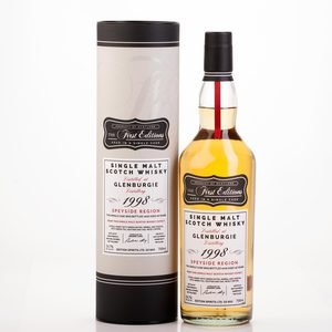 Glenburgie 1998 The First Editions Single Cask Whisky