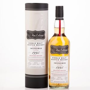 Inchgower 1995 The First Editions Single Cask