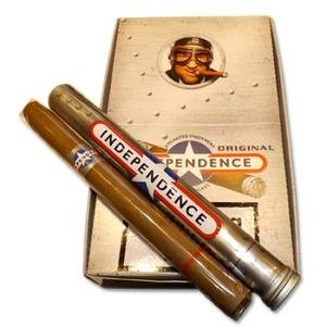 Independence Aromatic Tubos Cigar - Original - Box of 10