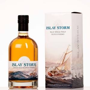 Islay Storm Single Malt Scotch Whisky (40%, 70cl)