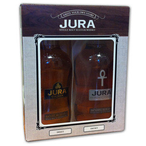 Isle of Jura Origin and Superstition Giftpack