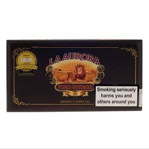 La Aurora 110th Anniversary Sampler Pack - 3 cigars