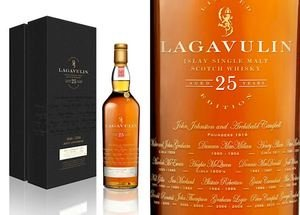 Back in Stock! Lagavulin 25 Year Old Limited Edition 70cl, Please Note - Only One bottle Per Customer!