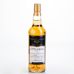Treasurer's Selection Littlemill 1985, 28 years (70cl 50.5%)