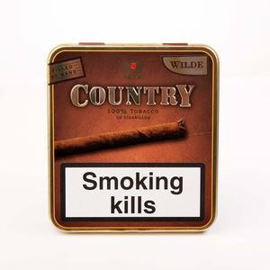 Country Wilde Cigarillos Tin of 20