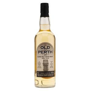 Old Perth Peaty Blended Malt