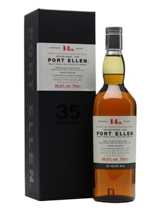 Port Ellen 14th Release 35 Year Old 1978-2014