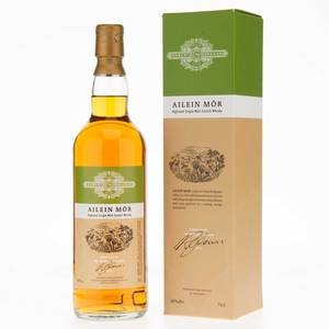 Ailein Mor Award Winning Single Malt Whisky (70cl 40%)