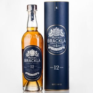 Royal Brackla 12 Year Old 40% 70cl