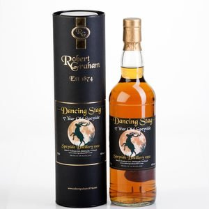 Robert Graham Dancing Stag Speyside 1992 17 years old