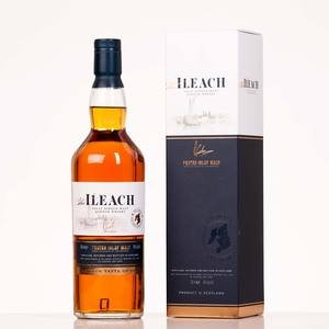 The ILeach Islay Single Malt Scotch Whisky (40%, 70cl)