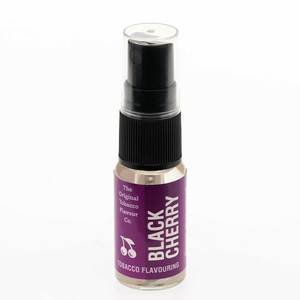 Black Cherry Flavour Tobacco Spray 15ml