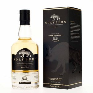 Wolfburn Single Malt Scotch Whisky 70cl, 46% volume