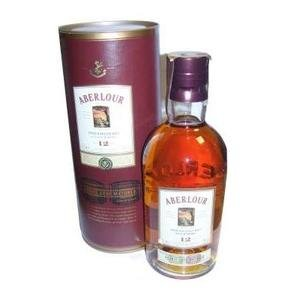 Aberlour 12 Years Old Single Malt Scotch Whisky (70cl 40%)