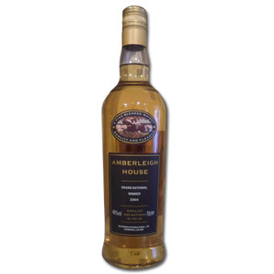 Amberleigh House Blended Whisky 70cl 40%