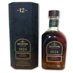 Angostura 1824 12 Year Old Premium Rum 70cl 40%