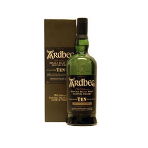Ardbeg 10 Year Old  Single Malt Scotch Whisky (70cl 46%)
