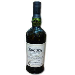 Ardbeg Alligator Single Malt Scotch Whisky Advanced Committee Bottling 70cl 51.2%