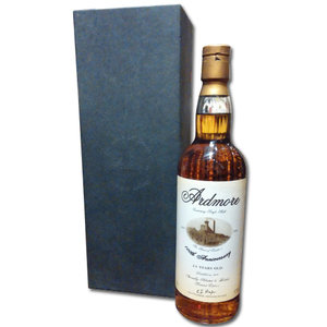 Ardmore 21 year old - 100th Anniversary 70cl 43%