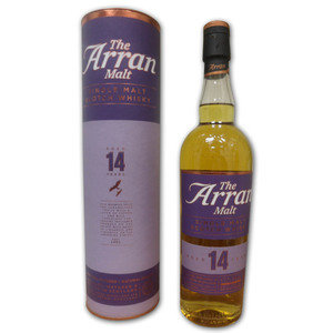 Arran 14 Years Old Single Malt Scotch Whisky (70cl 46%)