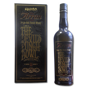 Arran The Devils Punch Bowl Chapter III Single Malt Scotch Whisky 70cl 53.4%