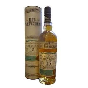 Auchentoshan 15 Year Old 1997 Old Particular Single Malt Scotch Whisky  48.4% 70cl