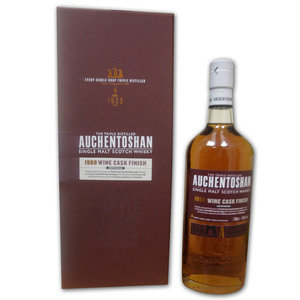 Auchentoshan Wine Cask Finish 25 Year Old 1988 Single Malt Scotch Whisky (70cl 47.6%)