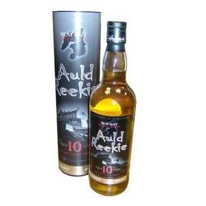 Auld Reekie 10 years - 70cl 46%