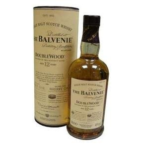Balvenie 12 Year Old Doublewood Single Malt Scotch Whisky - 20cl 40%