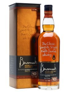 Benromach 10 years old 100 proof 70cl 57%