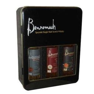 Benromach 3x20cl Gift Pack