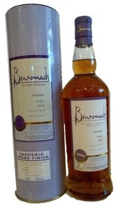 Benromach Sassicaia wood finish - 70cl - 45% abv