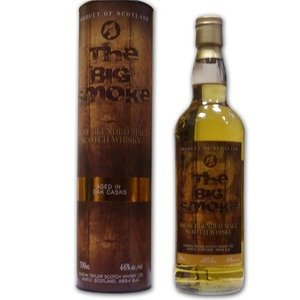 Big Smoke 46 Blended Malt Scotch Whisky 46% 70Cl