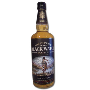 Black Watch Scotch Whisky 70cl 40%