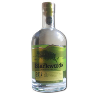 Blackwoods Vintage Dry Gin 70cl 40%