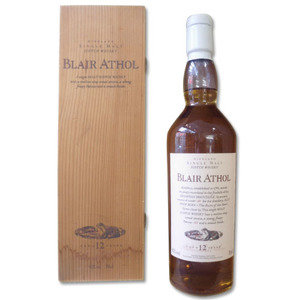 Blair Athol 12 Year Old Boxed Flora & Fauna Single Malt Scotch Whisky 70cl 43%